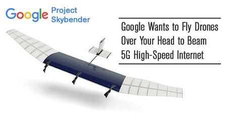 Google bi mat thu nghiem Internet 5G sieu nhanh - Anh 1