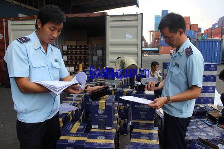 TP.HCM: Thu ngan sach thang dau nam tang hon 15% - Anh 1