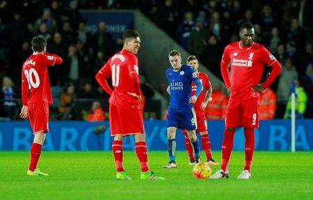 Vardy lap tuyet pham, Leicester tra no Liverpool - Anh 2