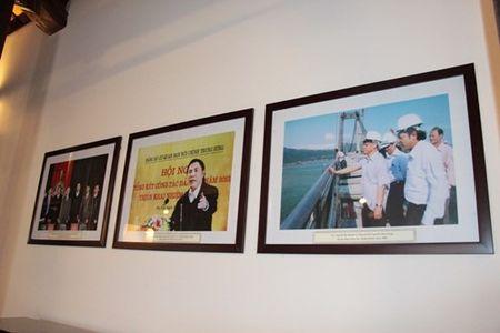 Rung rung khu tuong niem ong Nguyen Ba Thanh ngay gio dau - Anh 6
