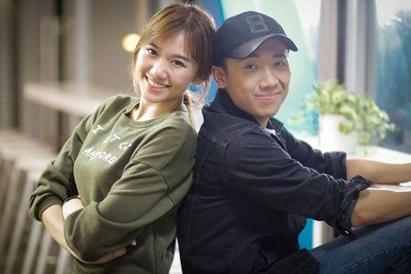 Tran Thanh thua nhan yeu Hariwon - Anh 1