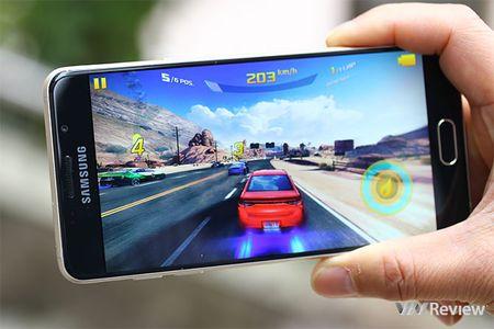 Danh gia Samsung Galaxy A5 (2016): hoan thien tot, pin ben - Anh 11