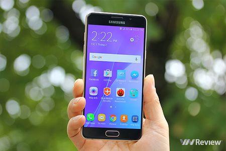 Danh gia Samsung Galaxy A5 (2016): hoan thien tot, pin ben - Anh 2