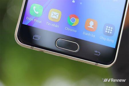 Danh gia Samsung Galaxy A5 (2016): hoan thien tot, pin ben - Anh 5