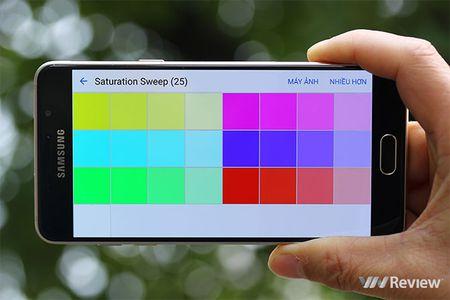 Danh gia Samsung Galaxy A5 (2016): hoan thien tot, pin ben - Anh 9