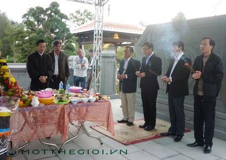 Le gio dau ong Nguyen Ba Thanh - Anh 2