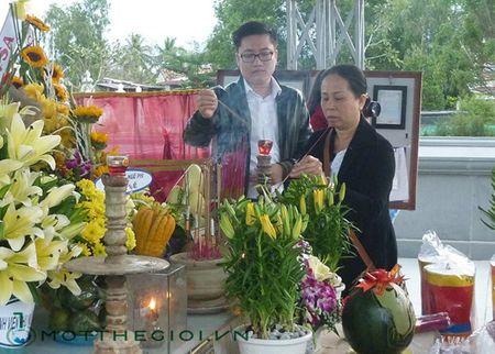 Le gio dau ong Nguyen Ba Thanh - Anh 3