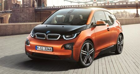 Sau i3 va xe the thao i8, SUV BMW i5 se som xuat hien? - Anh 3