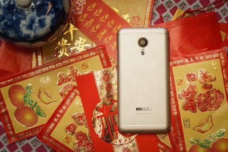 Meizu them ban MX5 Gold gia 9 trieu - Anh 14
