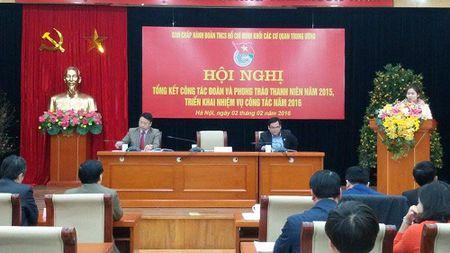 """Tu hao tuoi tre thoi dai Ho Chi Minh"" - Anh 1"