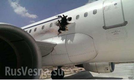 Can canh may bay A321 gap nan o Somali ha canh. - Anh 1