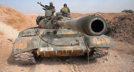 Syria tieu diet thu linh khung bo Al-Nusra Dzhebhat - Anh 1
