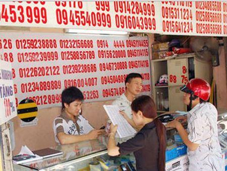 VinaPhone, Hanoi Telecom, Gtel bi xu phat 507,5 trieu dong - Anh 1