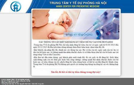 Gan 10.000 lieu vaccine '5 trong 1' duoc dang ky het trong 10 phut - Anh 1