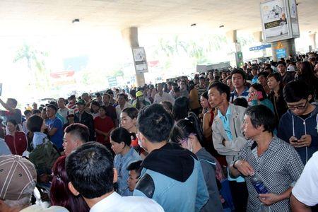 San bay Tan Son Nhat don hon 100.000 luot khach/ ngay - Anh 1