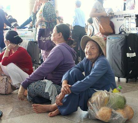 San bay Tan Son Nhat don hon 100.000 luot khach/ ngay - Anh 4