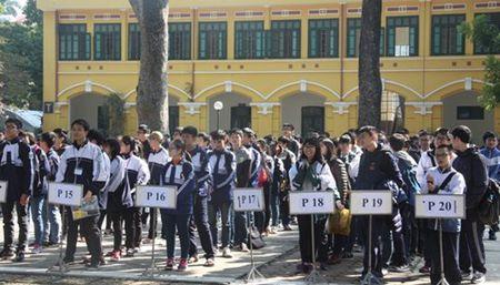 Gan 700 hoc sinh Viet Nam du ky thi gioi Toan Hoa Ky - Anh 1