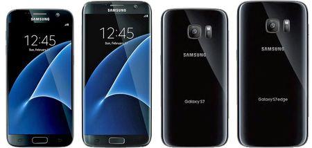 Galaxy S7 lo thiet ke camera it loi, co the chong nuoc - Anh 1