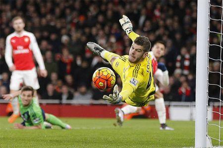 Phao tit ngoi, Arsenal chia diem Southampton Highlights Arsenal 0 - 0 Southampton - Anh 3
