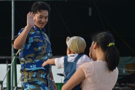 Don Tet tren bien voi vi man thuong nho hau phuong - Anh 5
