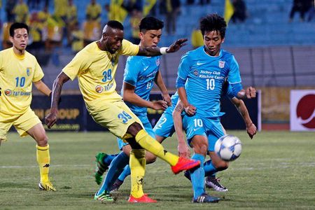 Ha Noi T&T gianh ve play-off AFC Champions League 2016 - Anh 1