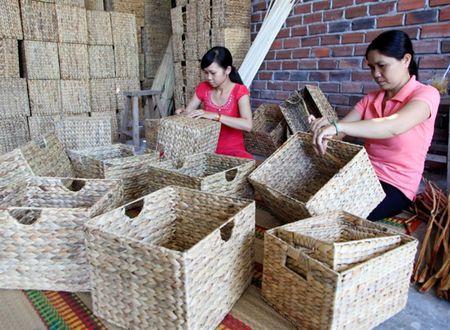 40.600 luot phu nu kho khan thoat ngheo - Anh 1
