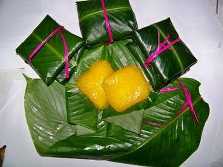Banh phu the Dinh Bang (Bac Ninh) - dam da huong vi Tet co truyen - Anh 1