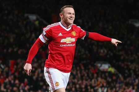 Man United hoi sinh tren doi chan cua Rooney - Anh 4