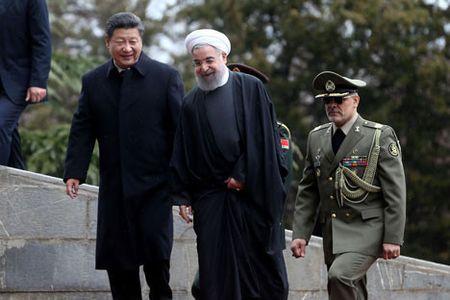 Ky nguyen moi quan he Iran-Trung Quoc lieu co de doa loi ich cua Nga? - Anh 1