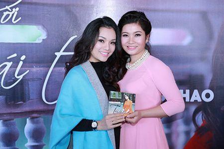 Sao Mai Song Thao song ca ngot ngao cung Tan Nhan trong album dau tay - Anh 2