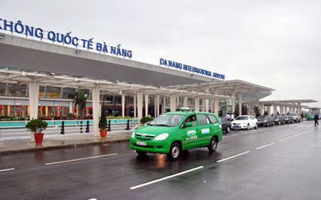 Cang hang khong Quoc te Da Nang dam bao an ninh Tet Binh Than - Anh 1