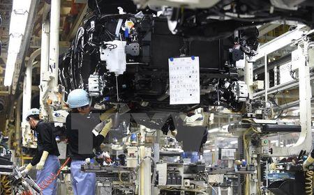 Hang Toyota nang du bao loi nhuan cua tai khoa 2015 - Anh 1
