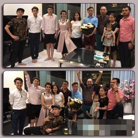 Hari Won vang bong dang ngo trong sinh nhat cua Tran Thanh - Anh 2