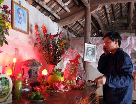Tet doan vien o gia dinh ong Nguyen Thanh Chan - Anh 1