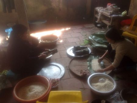 Tet doan vien o gia dinh ong Nguyen Thanh Chan - Anh 2