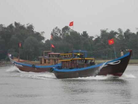 Ngu dan xuat hanh thang tien Hoang Sa - Truong Sa - Anh 4