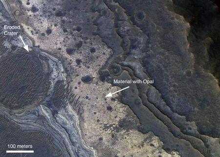 Chum anh sao Hoa an tuong chup boi ve tinh NASA (2) - Anh 8