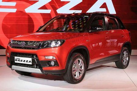 Suzuki chinh thuc ra mat crossover gia re Vitara Brezza - Anh 12