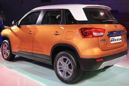 Suzuki chinh thuc ra mat crossover gia re Vitara Brezza - Anh 4