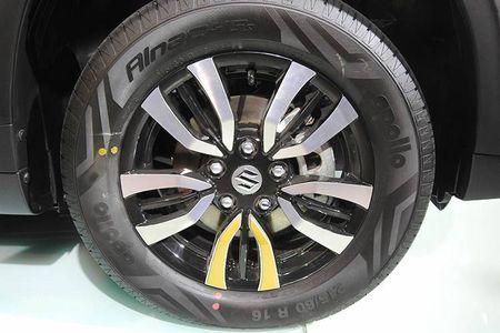 Suzuki chinh thuc ra mat crossover gia re Vitara Brezza - Anh 6