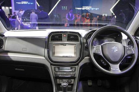 Suzuki chinh thuc ra mat crossover gia re Vitara Brezza - Anh 7