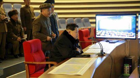 Kim Jong Un tiep tuc tung don sam set? - Anh 1
