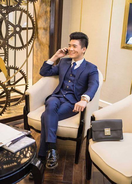 Doanh nhan Do Quang Vinh: Tu nguyen 'trang tay' du la con bau Hien - Anh 4