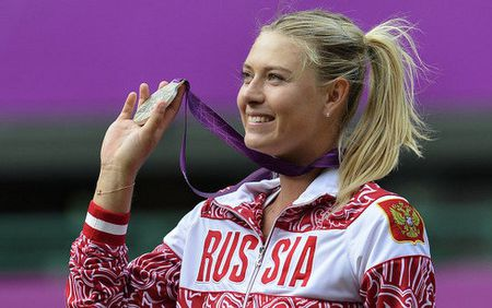 Sharapova co the lo hen voi Olympic Rio 2016 - Anh 1