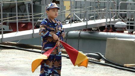 Bo oi minh di dau the tap 35: Nhung chien si Hai Quan ty hon - Anh 11