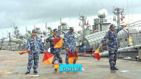 Bo oi minh di dau the tap 35: Nhung chien si Hai Quan ty hon - Anh 13