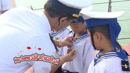 Bo oi minh di dau the tap 35: Nhung chien si Hai Quan ty hon - Anh 15