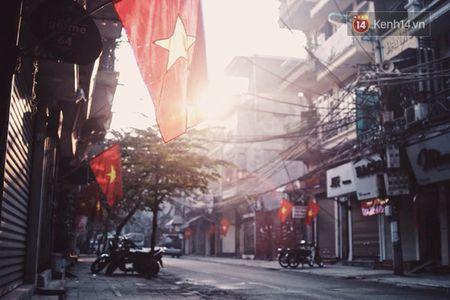 Ha Noi that binh yen sang mung 1 tet Binh Than - Anh 4