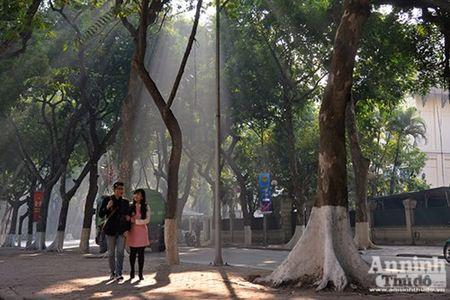 Ha Noi that binh yen sang mung 1 tet Binh Than - Anh 8