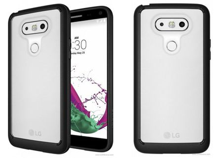 LG: smartphone cao cap G5 se xuat hien tai MWC 2016 - Anh 3